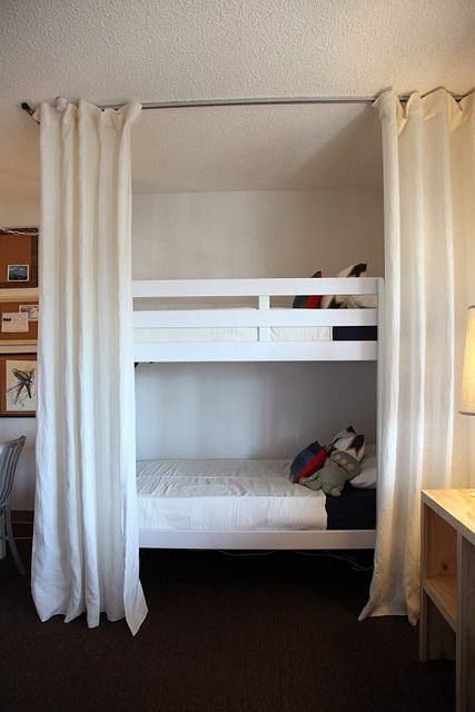 privacy bunks bunk bed designs small