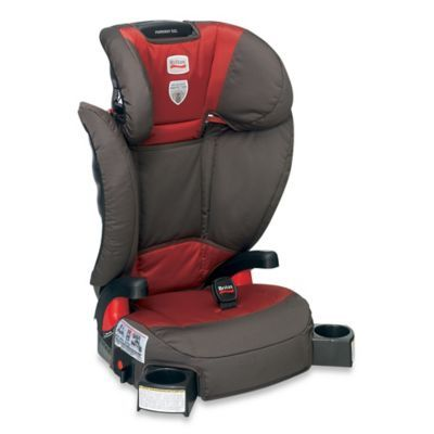 BRITAX Parkway SGL Booster Seat In Tango
