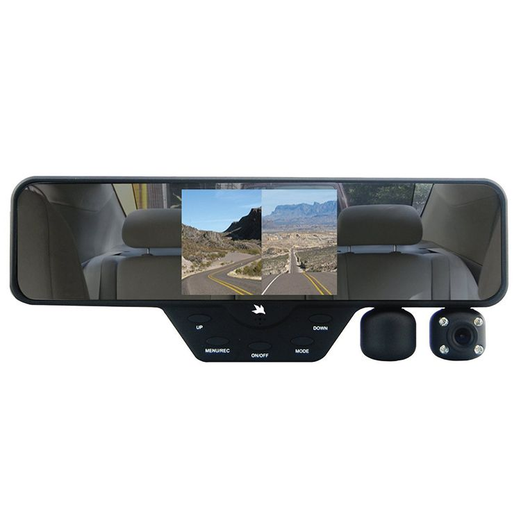 These 12 Dashcams Will Give You An Extra Pair Of Eyes While Driving Dashcam Car Rear View Mirror Rear View Mirror