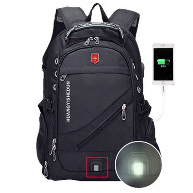 61b1a8e3ee12 How nice Strong Large Multi-functional Camping Bag Waterproof Black Outdoor  Nylon Oxford Travel Backpack ! I like it ! I want to get it ASAP!