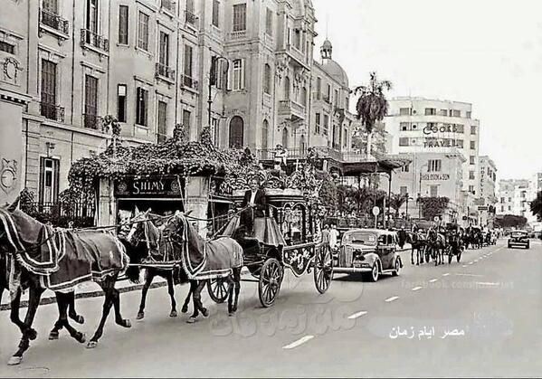 القاهرة حصلت على وسام أجمل وأنظف مدينة 1925 متفوقة على عواصم عريقة لماتميزت به شوارعها من نظافة أناقة انتظام المرور