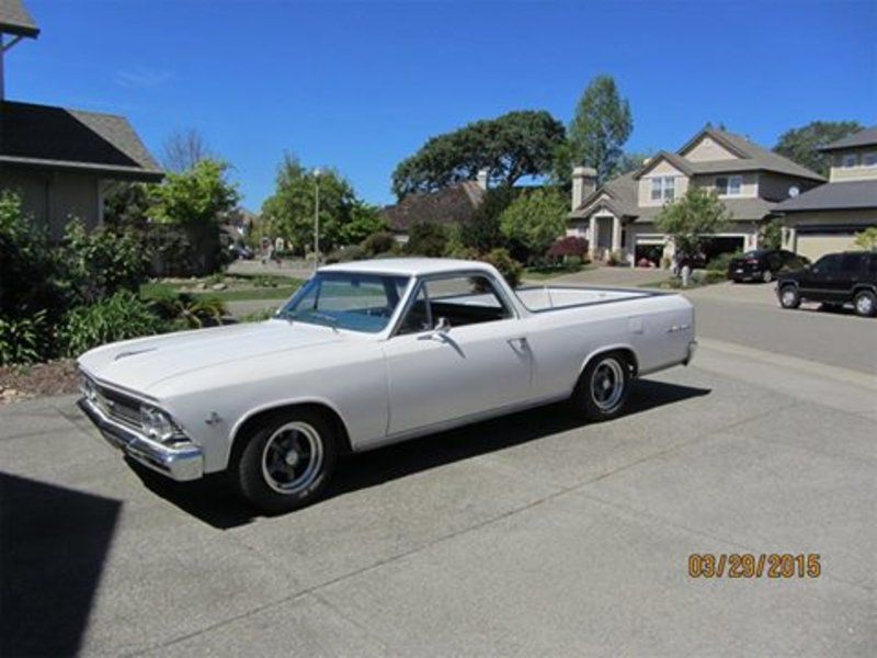 1966 Chevy El Camino (CA) - $19,900 Please call James @ 707-202 ...