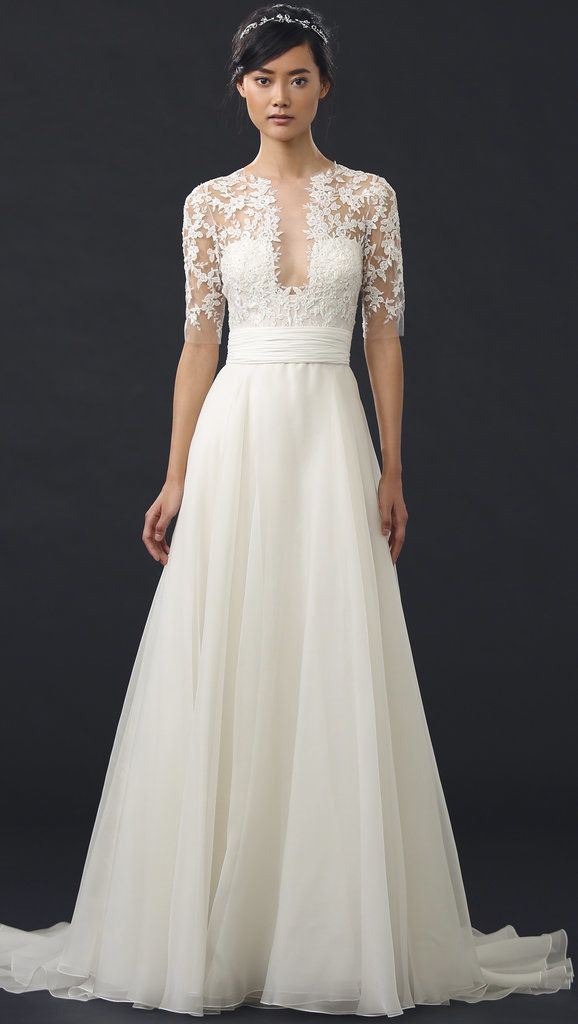 40 Modest Wedding Dresses You Can Wear At Your Church Ceremony