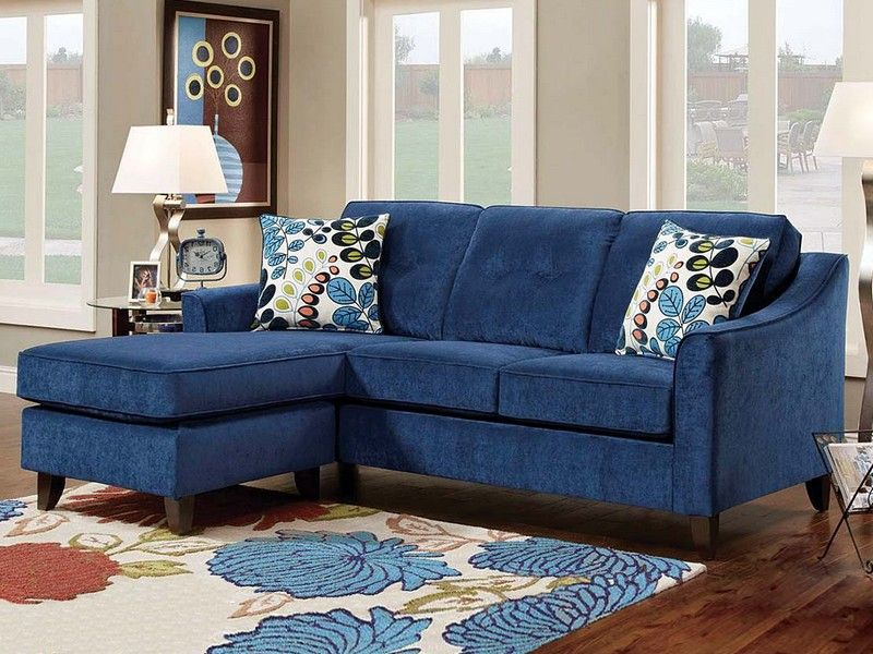 Royal Blue Sectional Sofa Home Design Ideas Sofa Azul Marino