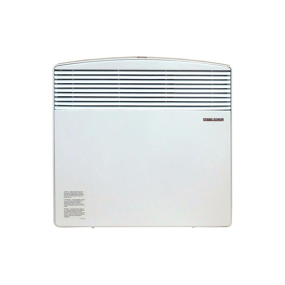 Stiebel Eltron Cns 100 E 120v Wall Mounted Convection Heater Convection Heater Baseboard Heater
