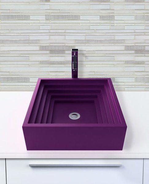 Photo of 2019 Modern Bathroom Fixture Trend: Bold, Retro Colors – Dwell #farmhousebathroo…