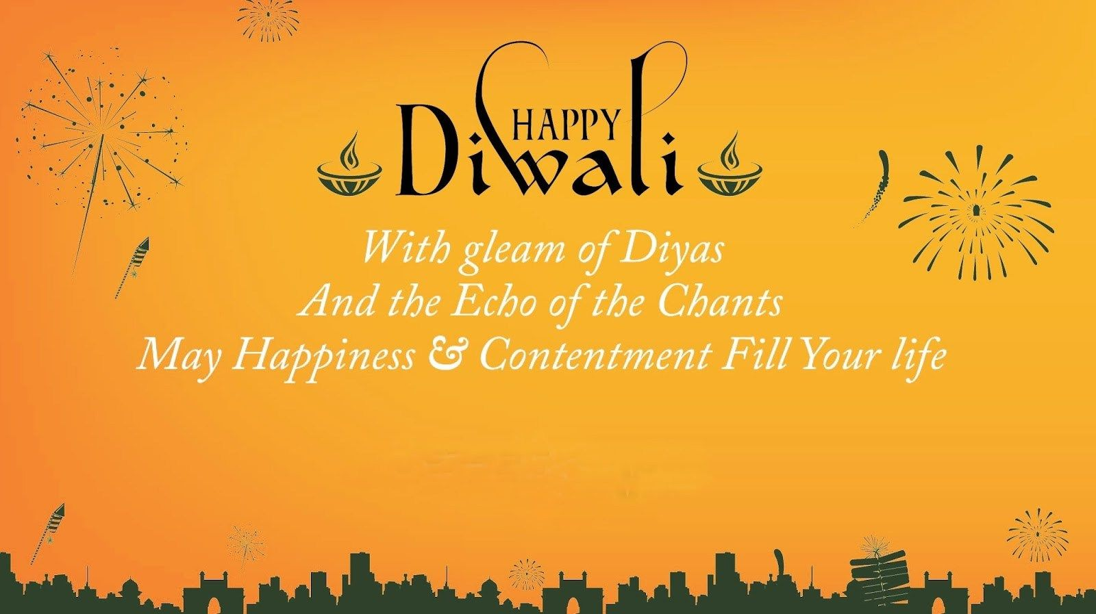 Best Short Messages And Thoughts On Diwali In English With Some