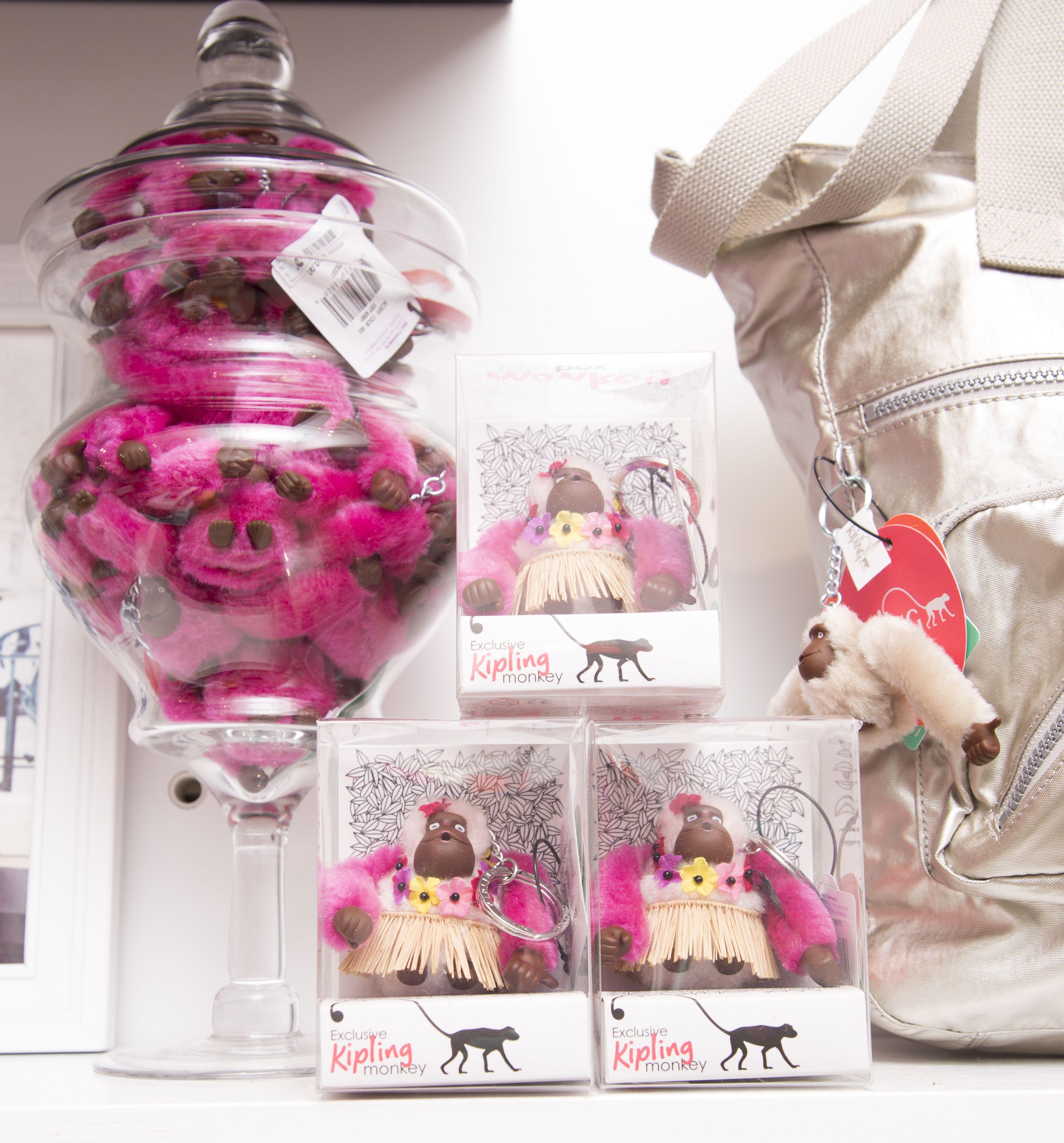 Like a candy shop!! #Kipling #KiplingMonkey