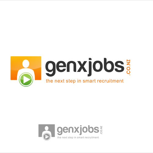 Genxjobs Co Nz Genxjobs Co Nz Needs A New Logo Logos Pie Chart
