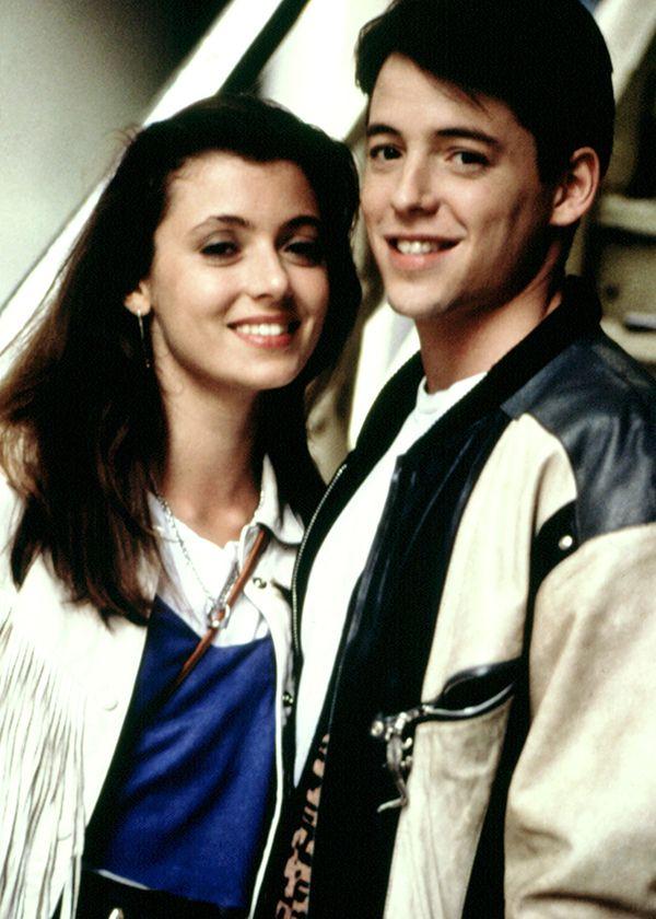 Inspired by Matthew Broderick as Ferris Bueller in the 1986 film Ferris Bueller's Day Off.