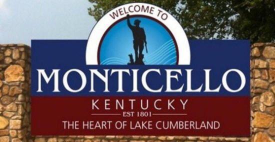 City Of Monticello Kentucky Monticello Kentucky My Old Kentucky Home