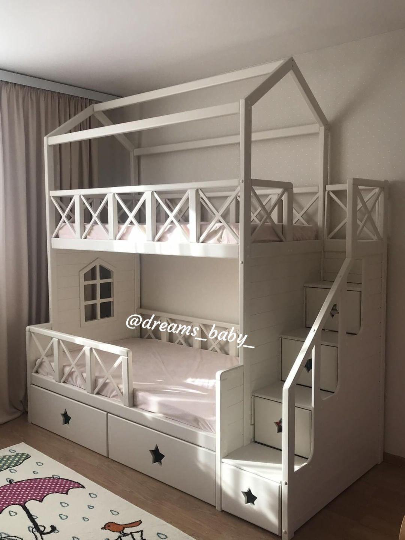 Bunk bed - Bunk bed - #Bed #BUNK #KidsBunkBeds # ...