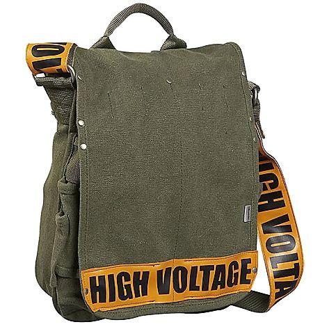 f5f90f847f Ducti Utility High Voltage Messenger Bag WAAAAANNT!!  3