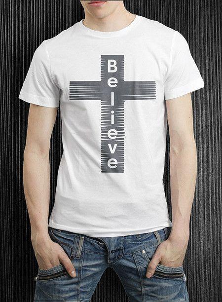 Camiseta Believe  ccb8887202f