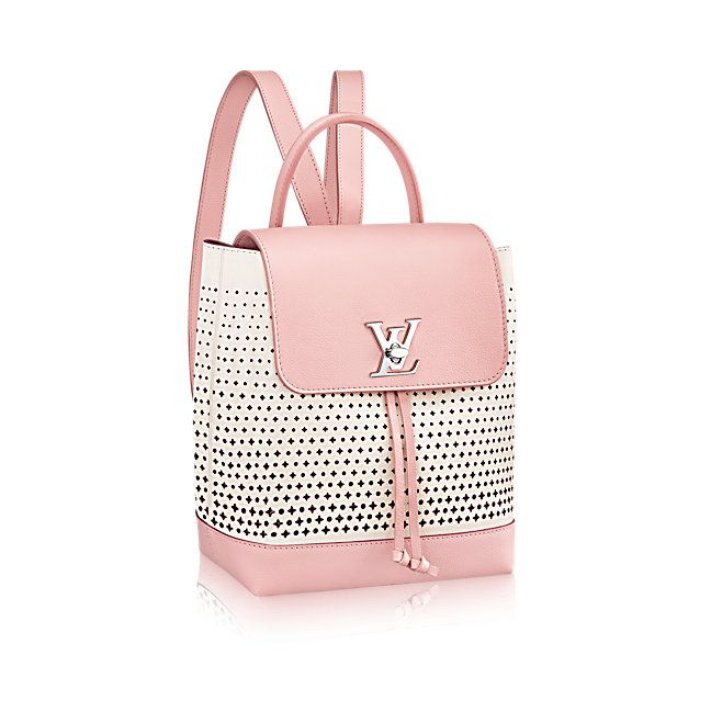 a150f4e5d1c7 Lockme Backpack Lockme in WOMEN s HANDBAGS collections by Louis Vuitton