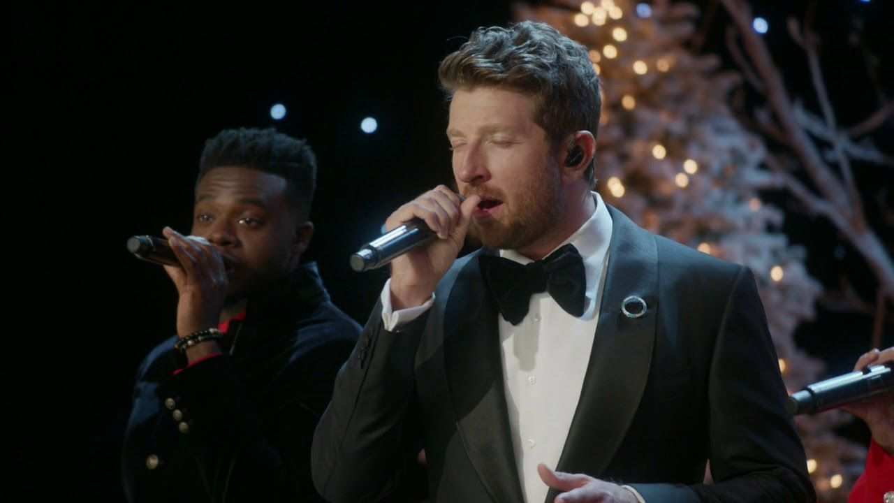 A Very Pentatonix Christmas (NBC) Brett Eldredge - YouTube ...