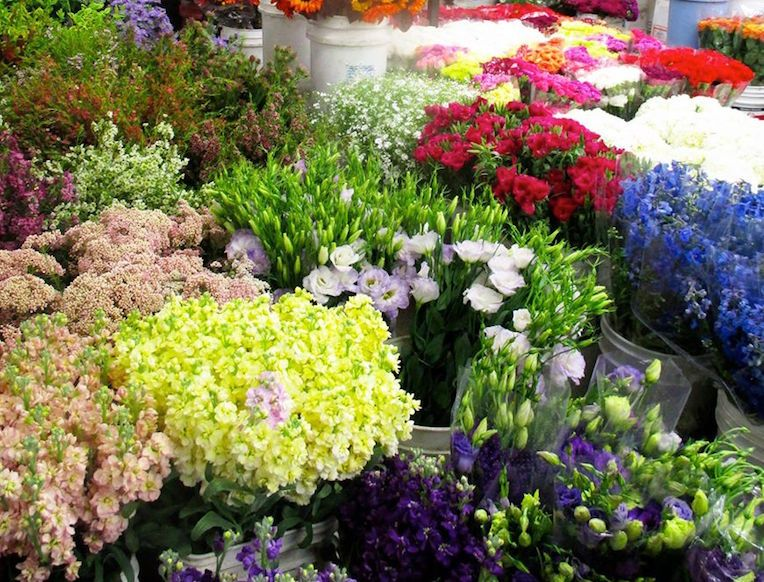 The World's Most Skilled—and Artful—Florists LA Flower