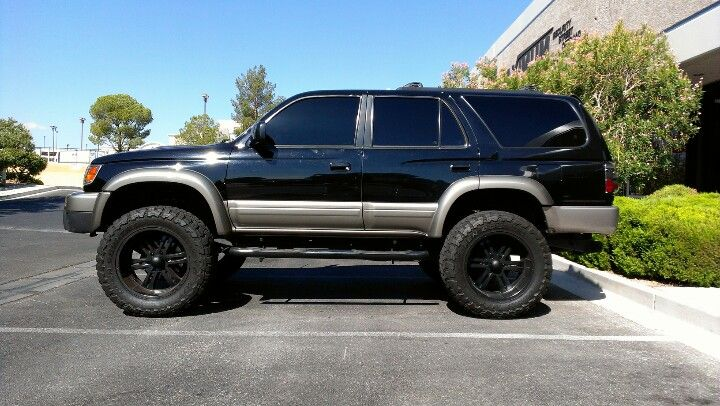 """97 Toyota 4Runner with 3"""" Suspension - 105.6KB"""