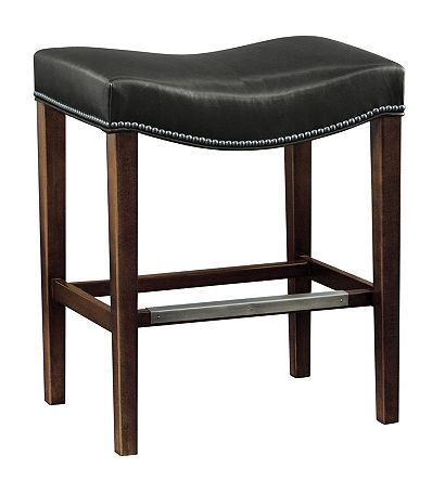 Madigan Backless Counter Stool From The Archive Collection