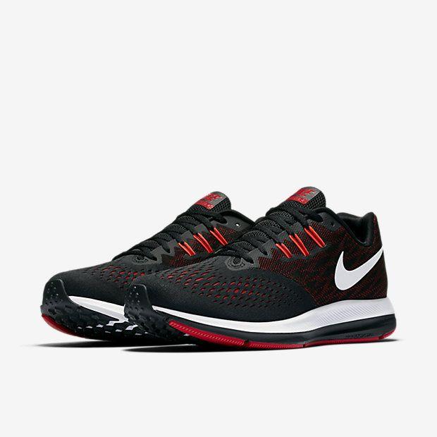 Genuine Nike Running Shoes Mens BlackTour YellowAnthraciteCool Grey P0130964