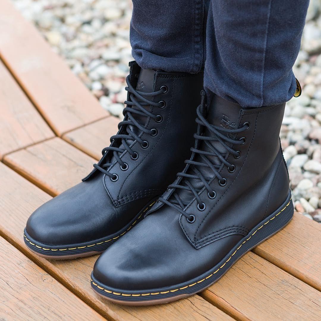 Dr Martens Newton Smuklejsza Wersja Klasyka Tak Czy Nie Drmartens Winterstyle Winteriscoming Martensy New Boots Combat Boots Dr Martens Boots