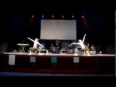 Me dancing to Find You On My Knees - Kari Jobe with Ashlyn ~ Fundraiser: Operation Water