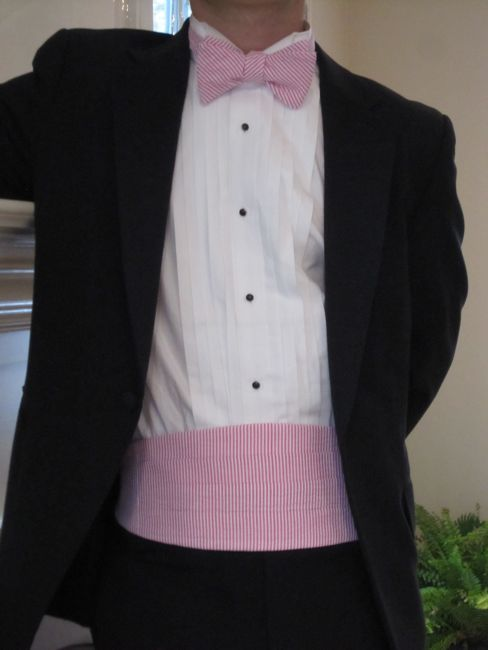 a4bc5bff6ee7 Seersucker Cummerbund and Bow Tie Set-Pink by Just Madras. We offer lots of  choices of Seersucker