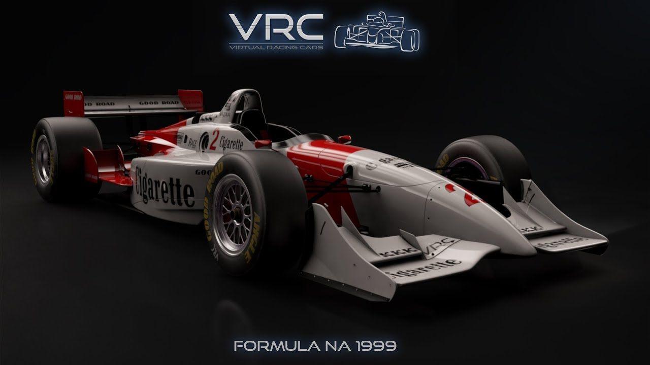 Assetto Corsa - VRC - Formula NA 1999   Formula 1 car, Indy