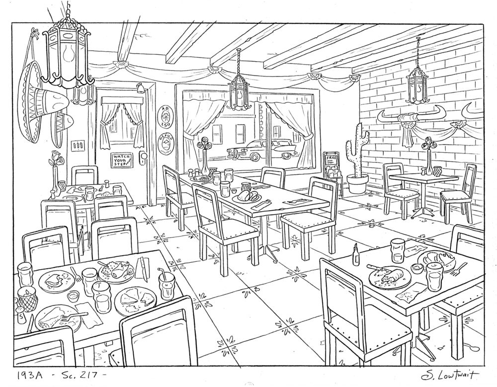 Hey Arnold Backgrounds Fashion Coloring Book House Colouring Pages Concept Art