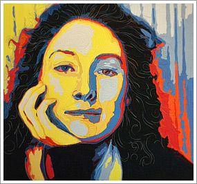 Kate Themel, Artist - About Kate