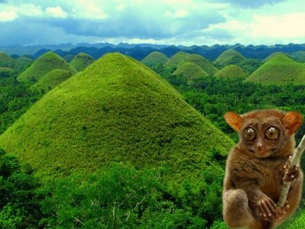 Affordable #Bohol Countryside (Chocolate Hills) #Tour #Packages - free discount vouchers