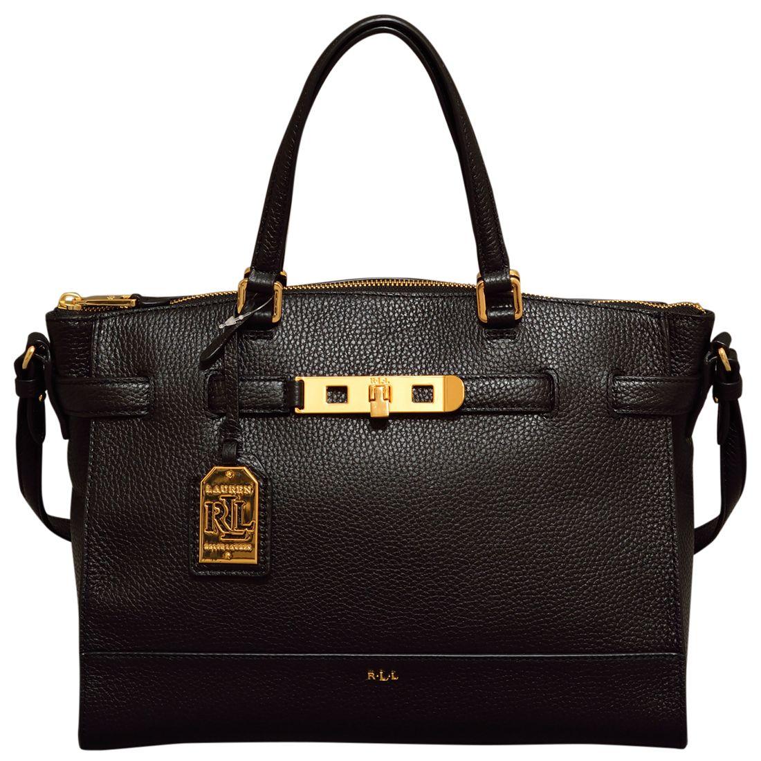 28ede6ec078b ... 431562381001 darwin bucket bag for women leather black e3fbc 0299c   coupon code for ralph lauren darwin satchel handbag womens b252b 4e5ac