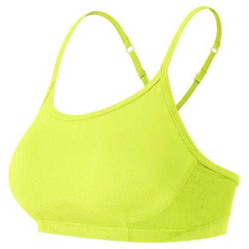 28954fc4838a4 NB Hero Bra   Products   Yellow sports bras, New balance, Bra