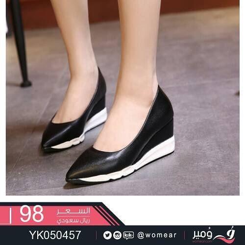 موديلات جديدة انيقة احذية ستايل شوزات اناقة موضة جزمة حذاء جزمات شوز شوزات Heels Fashion Kitten Heels