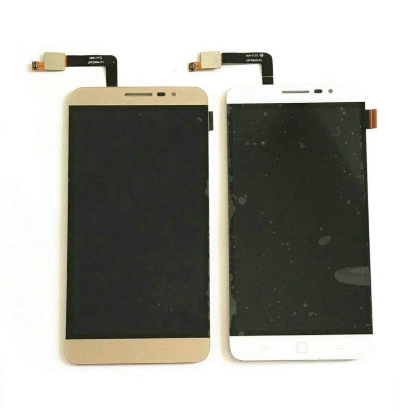 Panel táctil + lcd de pantalla para coolpad coolpad e501 modo 5.5 pulgadas teléfono inteligente android con pantalla táctil + herramienta de reparación en stock de alta calidad