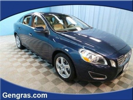 2012 Volvo S60 T5 W Moonroof For Sale Volvo Volvo S60 T5 Volvo S60