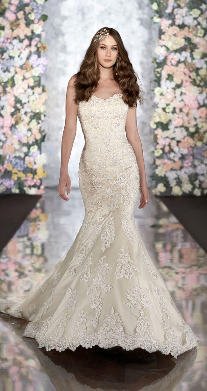 Pre owned wedding dress  Spring  Parisian Wedding Dresses  Just In Spring  Martina