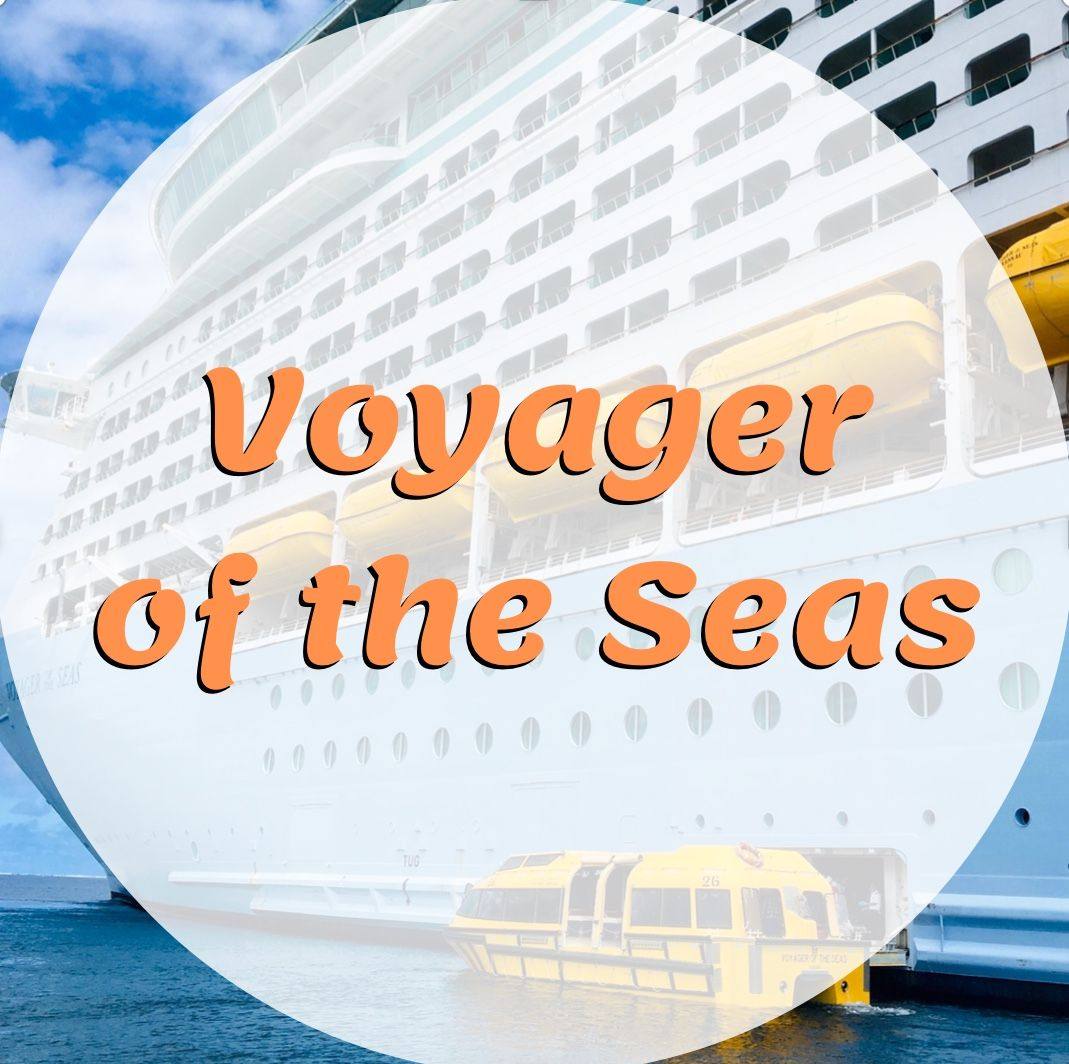 Check out these pins and get inspiration for a cruise on Voyager of the Seas. #royalcaribbean #royalcaribbeancruise #cruise @cruising #cruisingtips #thriftydrifting