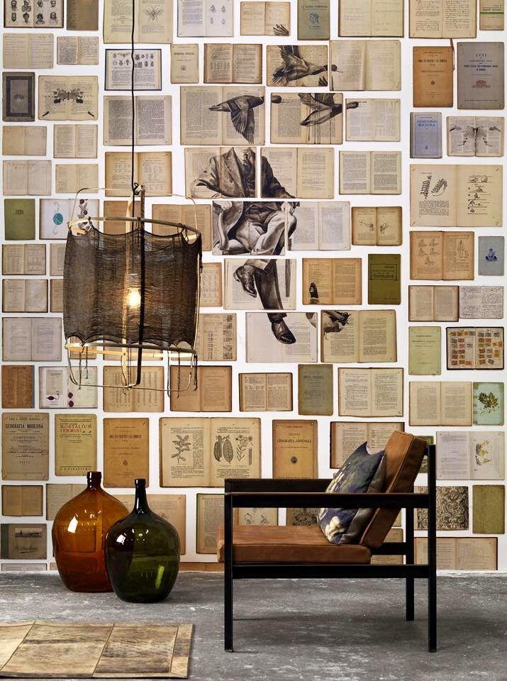 LIA Leuk Interieur Advies/Lovely Interior Advice: Wallpaper   where ...