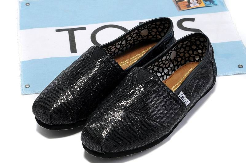 339999309a25 Toms Black Sequins Women Classics - comfortable and stylish. I wear mine a  lot!