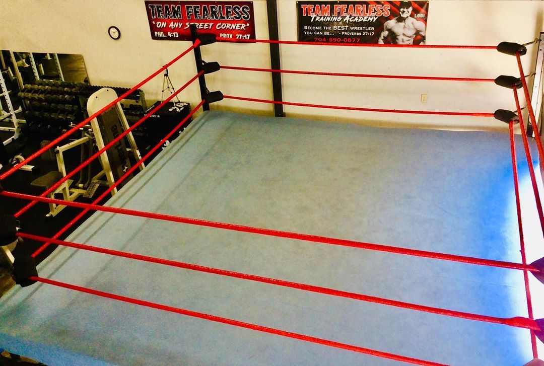 Wrestling Practice Tonight At 7 00 Pm At Yourflexappeal In This Ring Time To Focus On Getting Better Gettingbetter Tra Gym Time Gym Life Gym Motivation