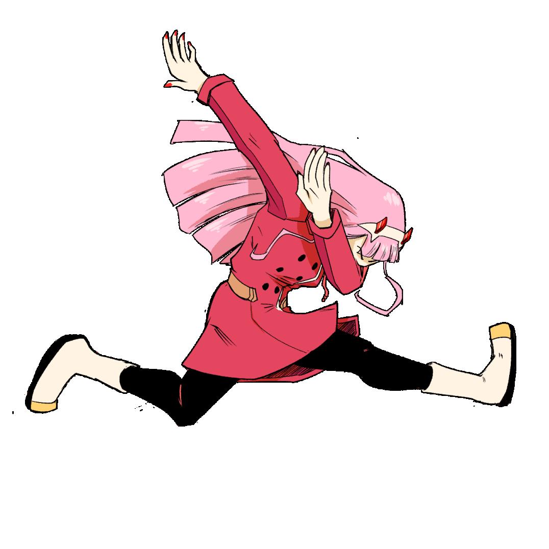 Mimic Txr Anime Popular Anime Darling In The Franxx
