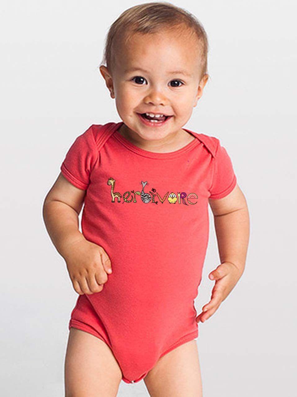 Herbivore ORGANIC Baby Onesie