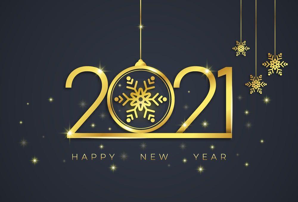 Happy New Year 2021 Wallpaper Hd In 2020 Happy New Year Wallpaper New Year Wishes Happy New Year Images