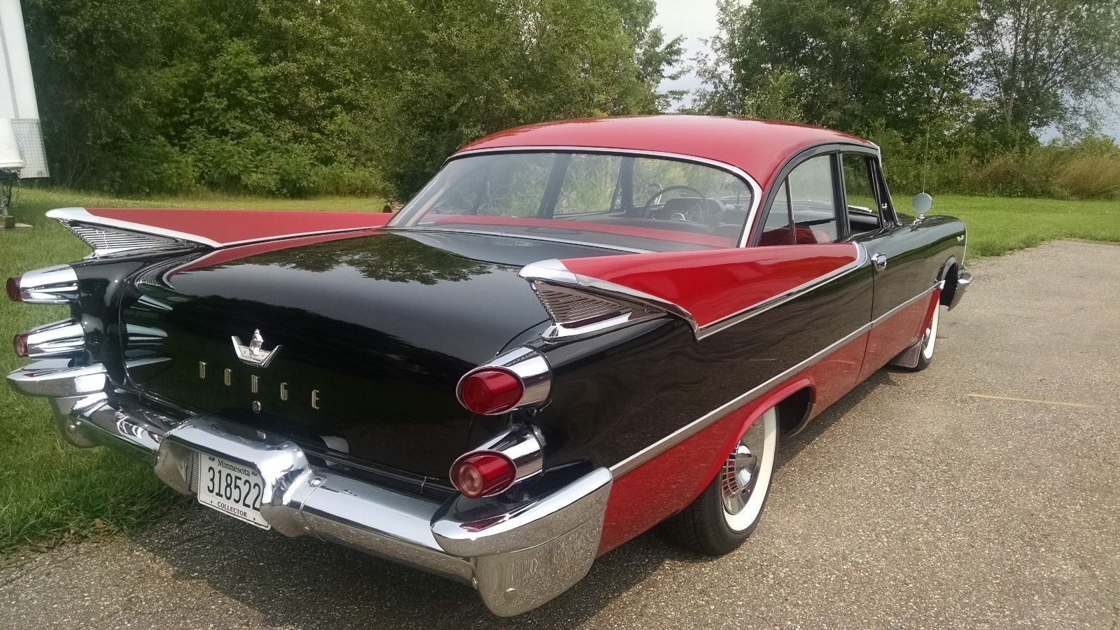 1959 Dodge Coronet excellent   Dodge coronet, Motor car and Cars
