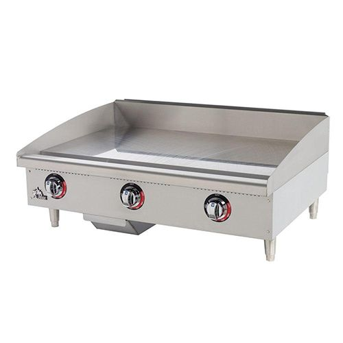 Star Max 36 Electric Countertop Griddle Gas Griddles Electric Griddle Restaurant Equipment