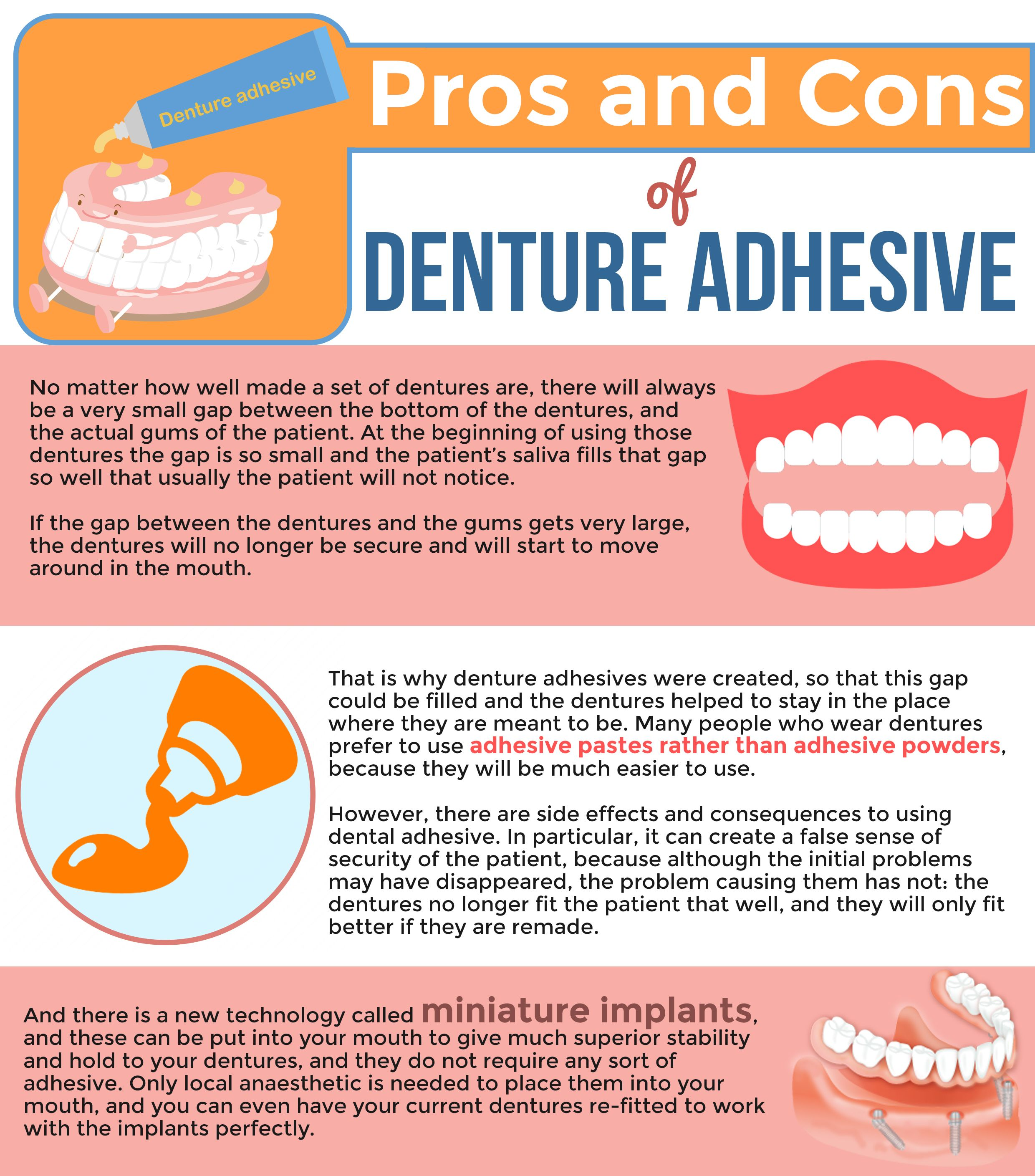 The Pros And Cons Denture Adhesive Holistic Dentist Paige Woods