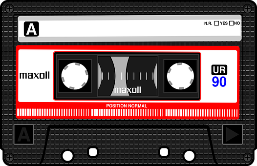 Editor S Choice Vector Graphics 8 Cassette Free Technology Compact Cassette