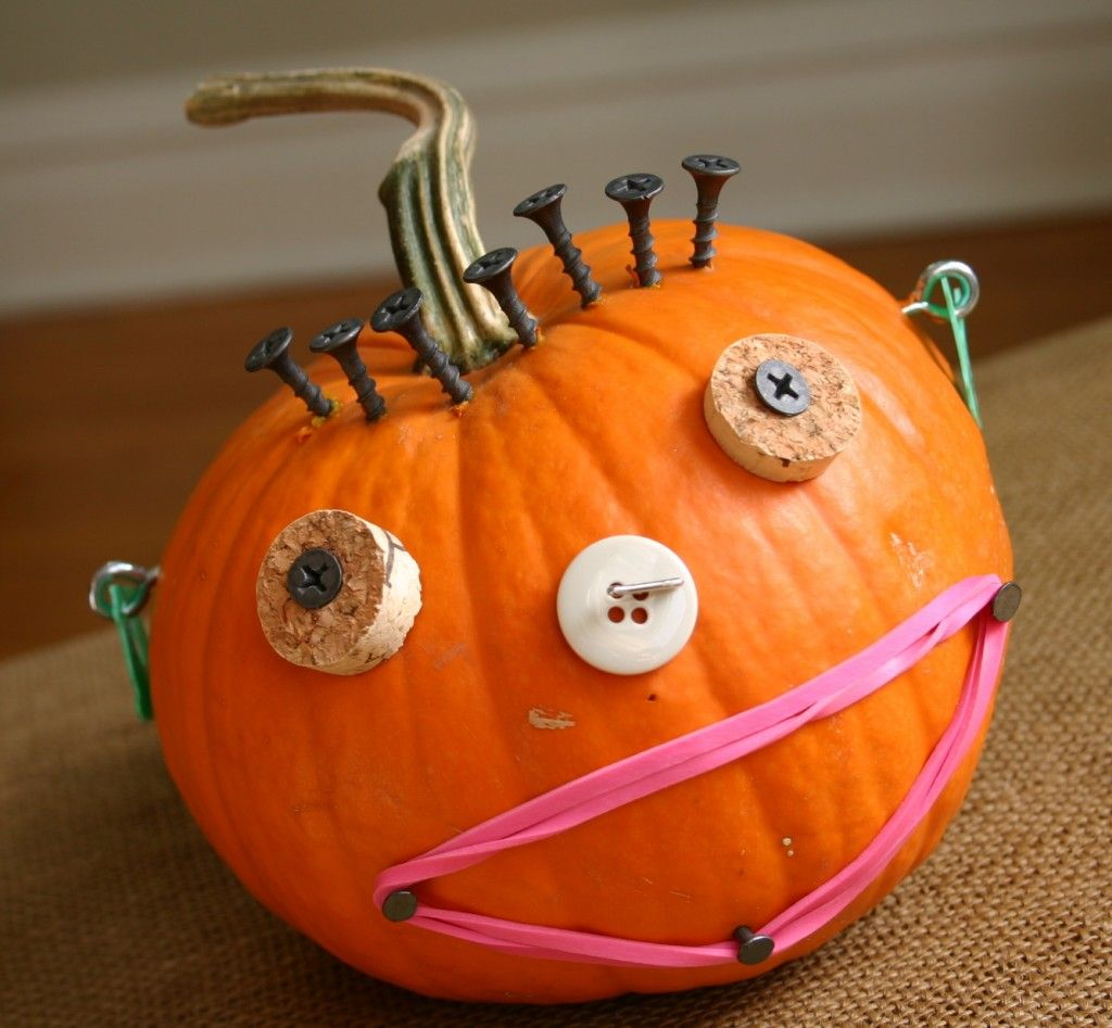 Junk drawer pumpkin crafting with kiddos pinterest pumpkin