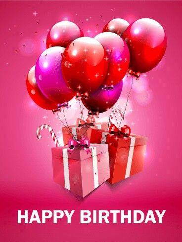 Happy Birthday Birthday Greetings Pinterest Birthday